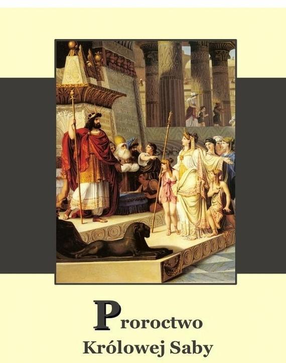 okładka Proroctwo królowej Saby, Ebook | Michalda
