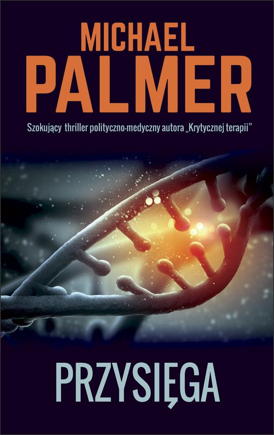 okładka Przysięga, Ebook   Michael Palmer