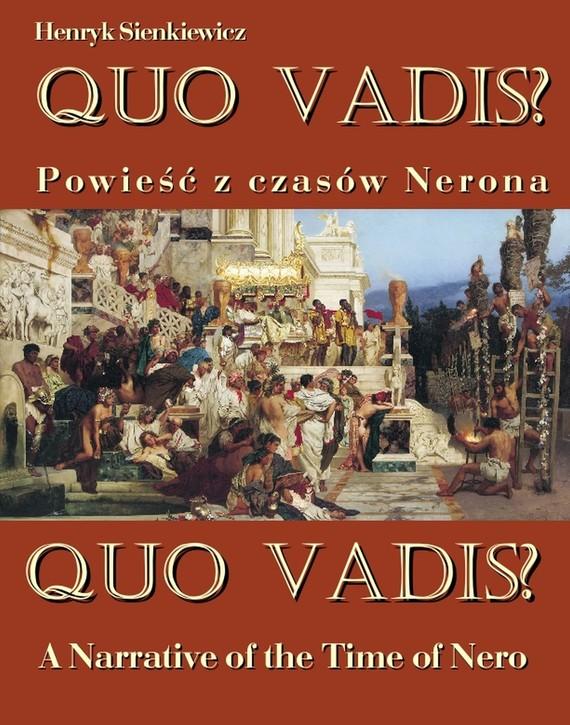 okładka Quo vadis?ebook   epub, mobi   Henryk Sienkiewicz