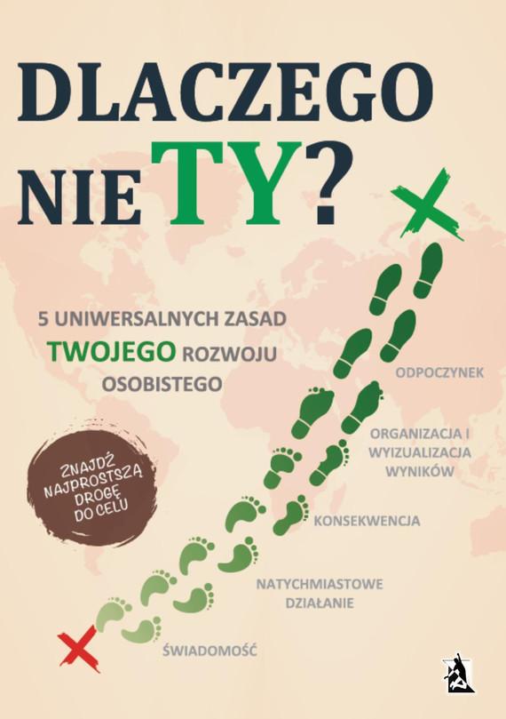 okładka Dlaczego nie TY, Ebook | Andrzej  Kifonidis