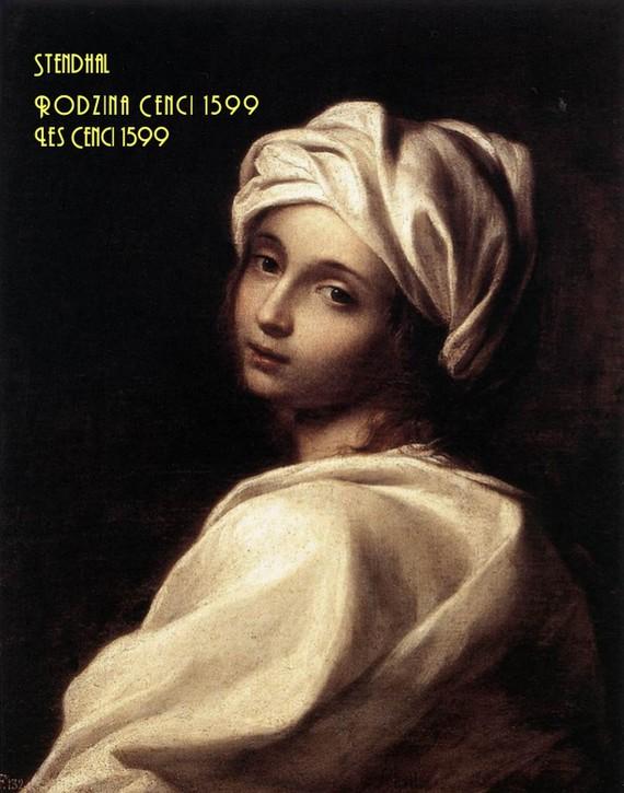 okładka Rodzina Cenci 1599, Ebook | Stendhal