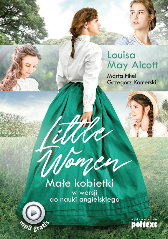 okładka Little Women, Ebook | Grzegorz Komerski, Marta Fihel, Louisa May Alcott