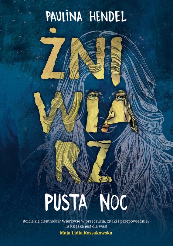okładka Pusta nocebook | epub, mobi | Paulina Hendel