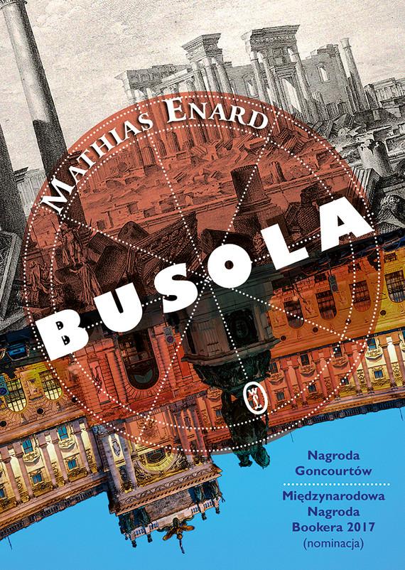 okładka Busola, Ebook | Mathias Enard
