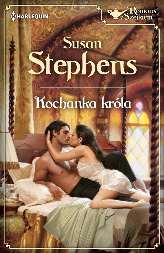 okładka Kochanka króla, Ebook | Susan Stephens