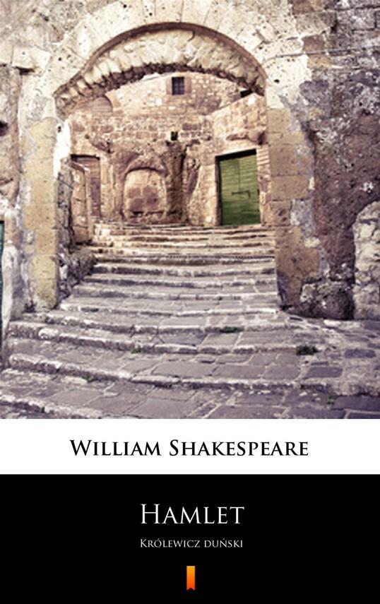 okładka Hamlet. Królewicz duński, Ebook | William Shakespeare