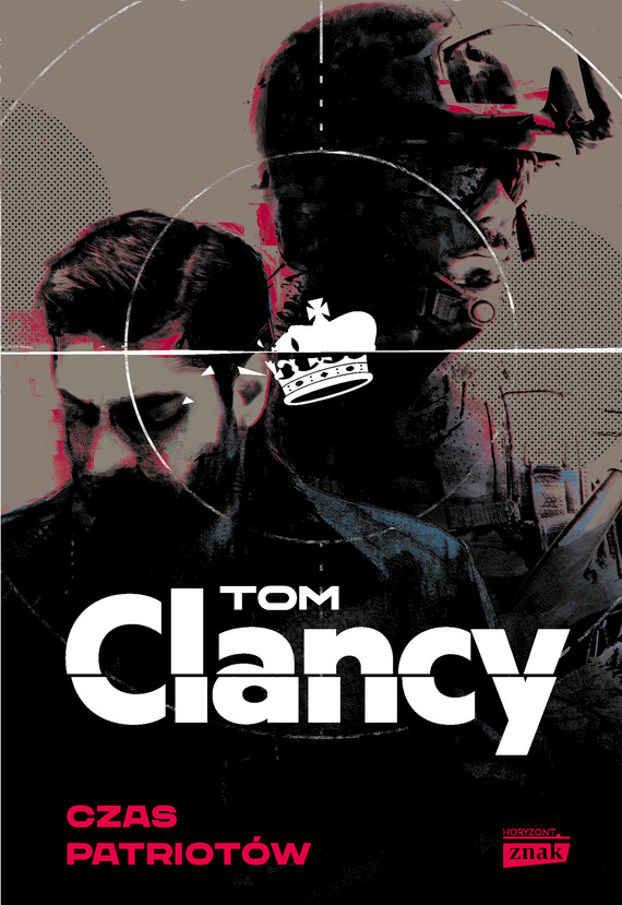 okładka Czas patriotów, Ebook | Tom Clancy