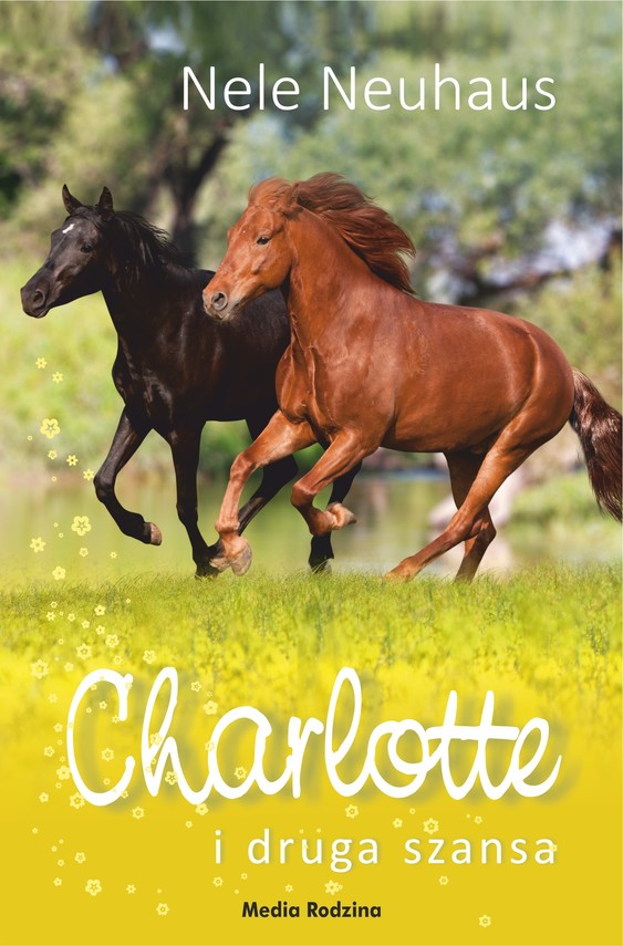 okładka Charlotte i druga szansaebook | epub, mobi | Nele Neuhaus