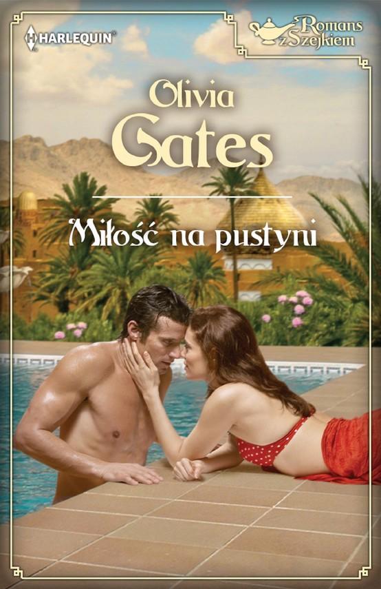 okładka Miłość na pustyniebook | epub, mobi | Olivia Gates