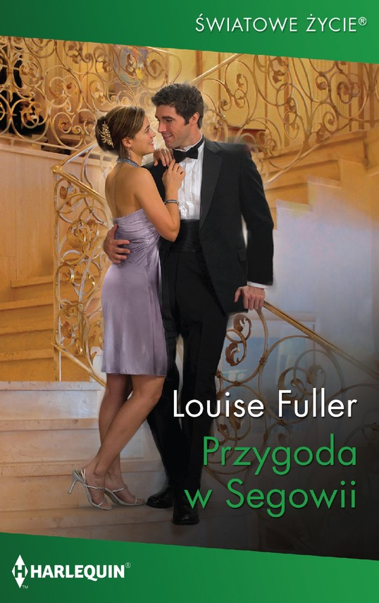 okładka Przygoda w Segowiiebook | epub, mobi | Louise Fuller
