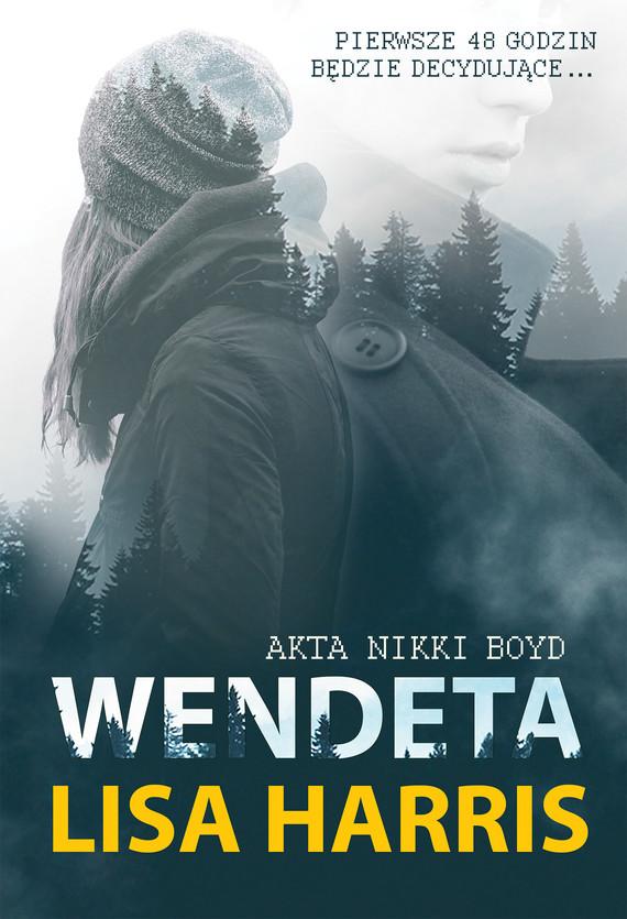 okładka Wendetaebook | epub, mobi | Lisa Harris