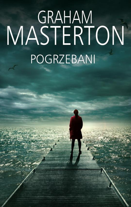 okładka Pogrzebaniebook | epub, mobi | Graham Masterton