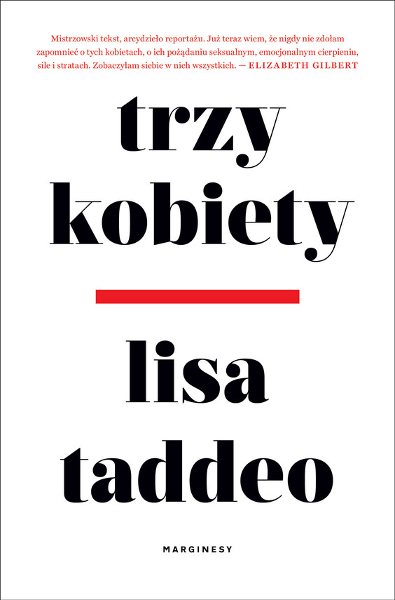 okładka Trzy kobietyebook | epub, mobi | Lisa Taddeo