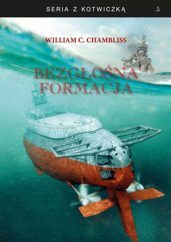 okładka Bezgłośna formacjaebook   epub, mobi   William C. Chambliss