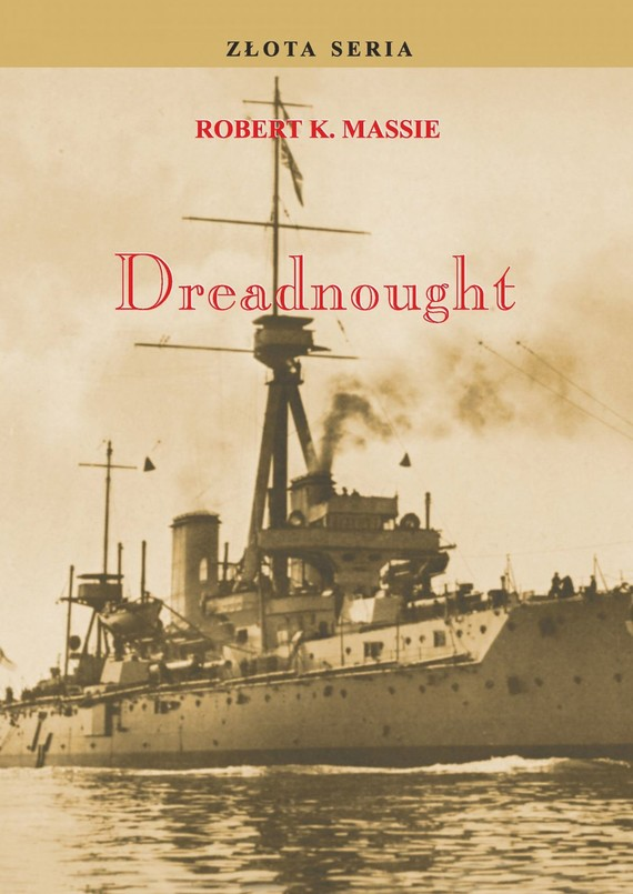 okładka Dreadnought. Tom I, Ebook | Robert K. Massie