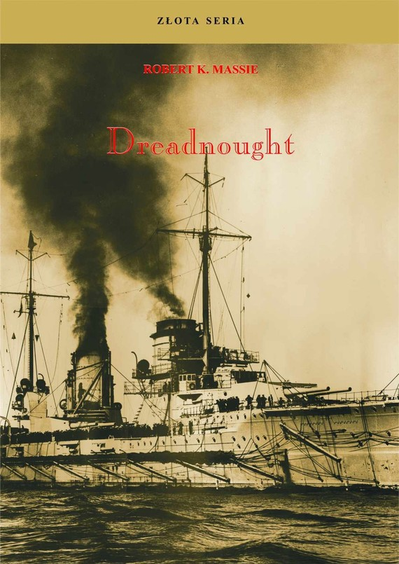 okładka Dreadnought. Tom II, Ebook | Robert K. Massie