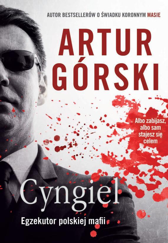 okładka Cyngielebook   epub, mobi   Artur Górski