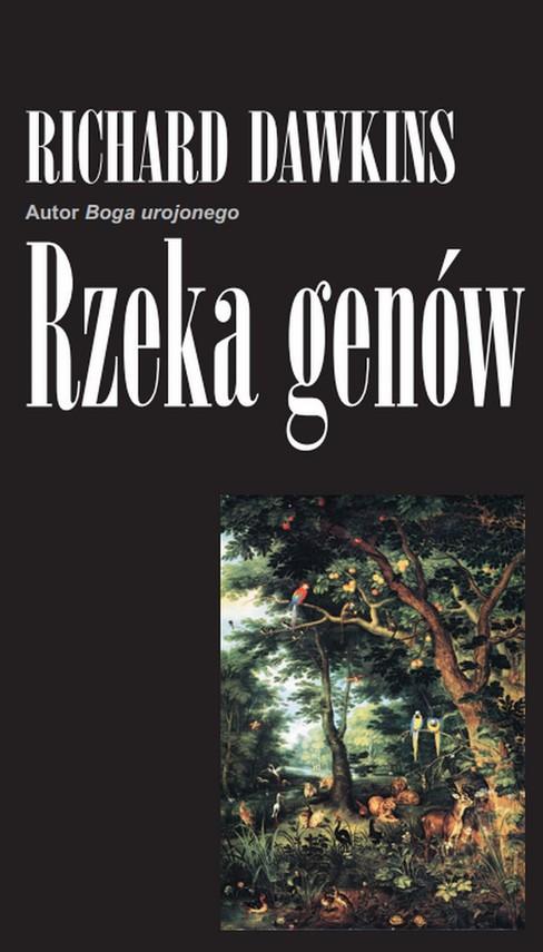 okładka Rzeka genów, Ebook | Richard  Dawkins
