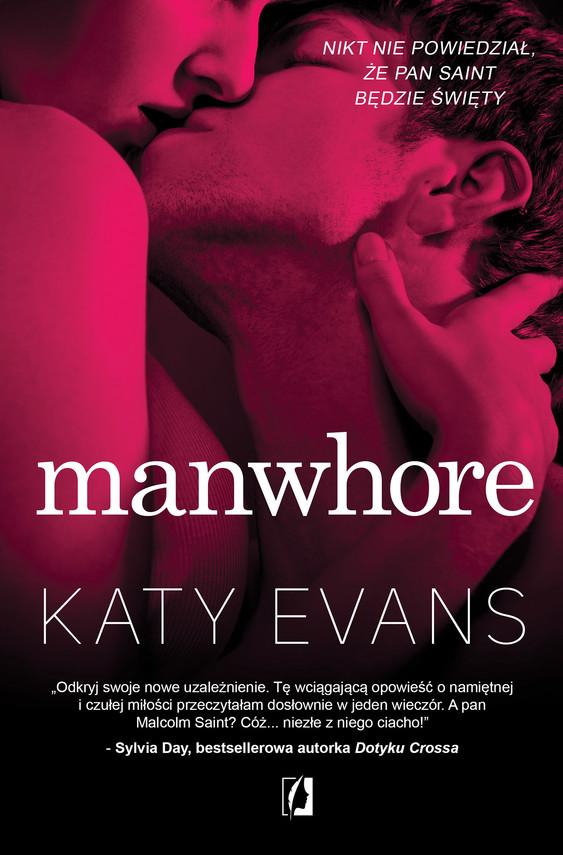 okładka Manwhoreebook | epub, mobi | Katy Evans