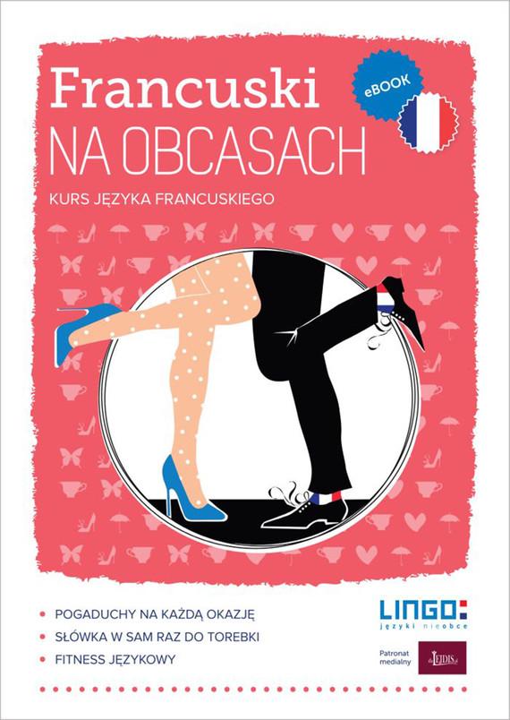 okładka Francuski na obcasach, Ebook | Bazia Jędraszko