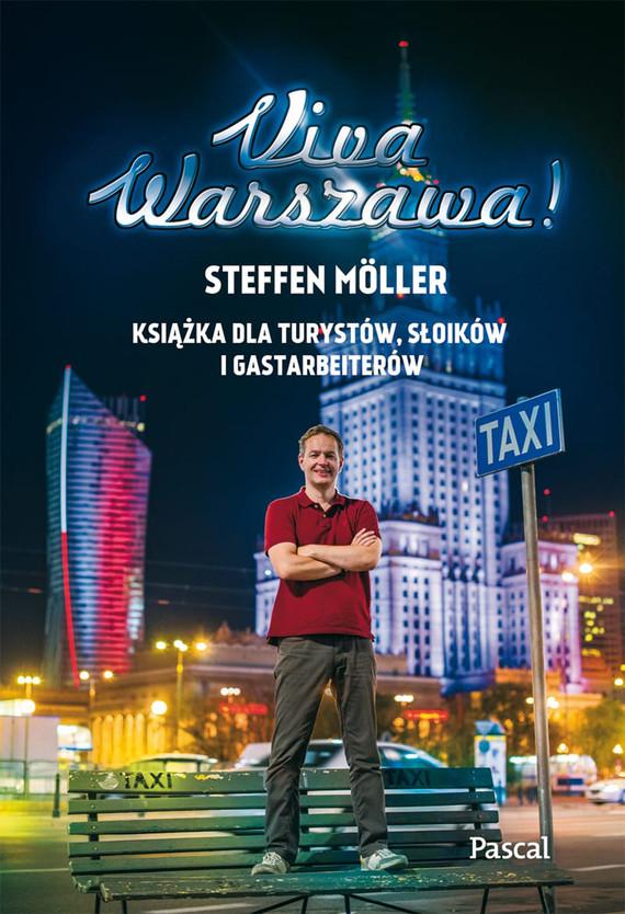 okładka Viva Warszawa, Ebook | Steffen  Möller