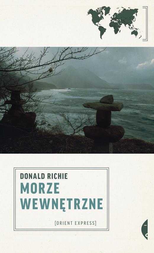 okładka Morze Wewnętrzne, Ebook   Donald Richie