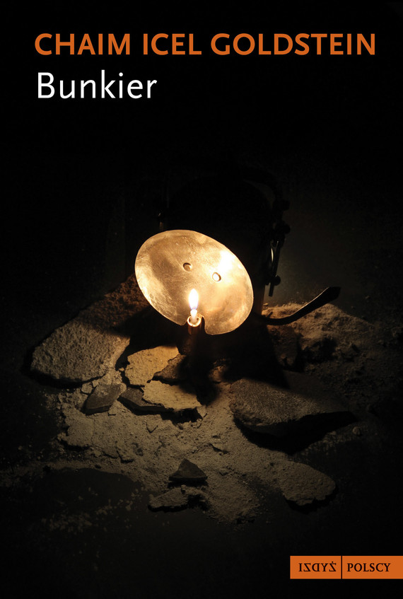 okładka Bunkierebook | epub, mobi | Chaim Icel Goldstein