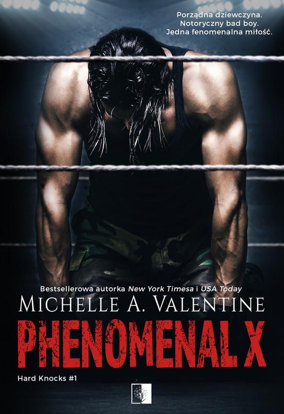 okładka Phenomenal Xebook | epub, mobi | Michelle A.  Valentine