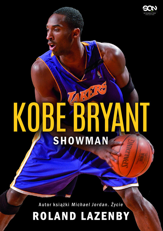 okładka Kobe Bryant. Showmanebook | epub, mobi | Roland  Lazenby