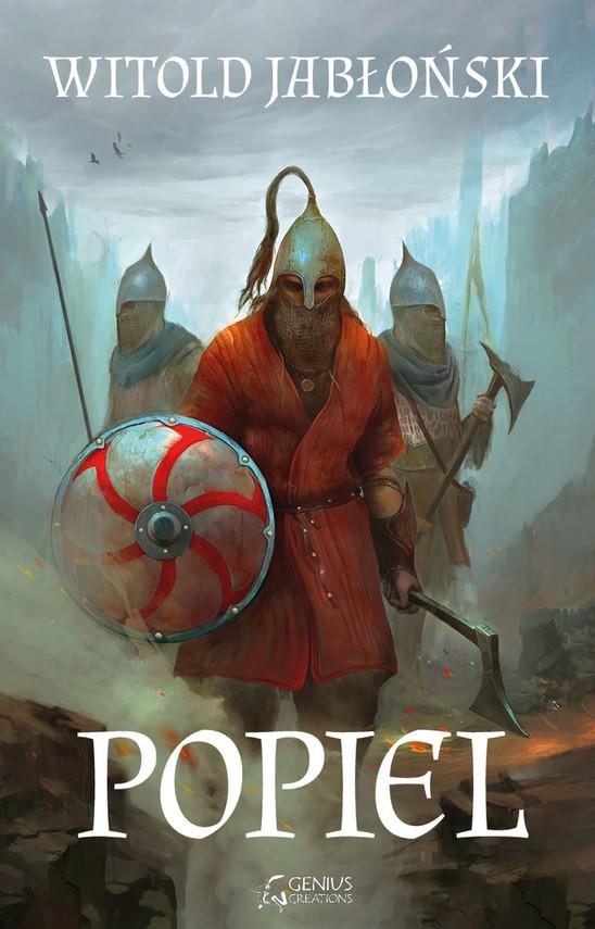 okładka Popiel, Ebook | Jabłoński Witold