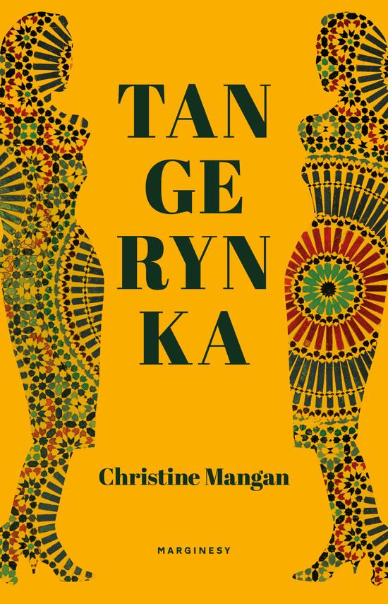 okładka Tangerynka, Ebook | Mangan Christine, Agnieszka Wilga