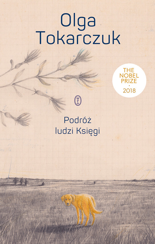 okładka Podróż ludzi Księgiebook | epub, mobi | Olga Tokarczuk