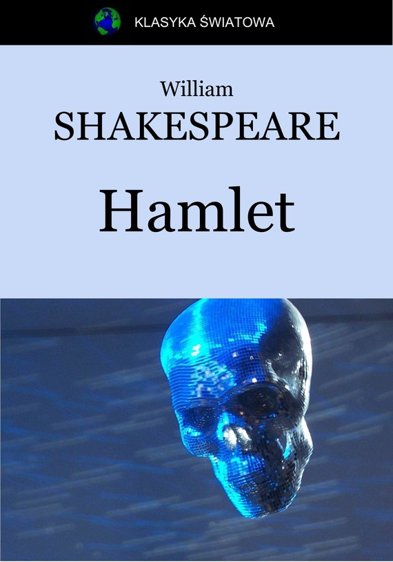 okładka Hamletebook | epub, mobi | William Shakespeare