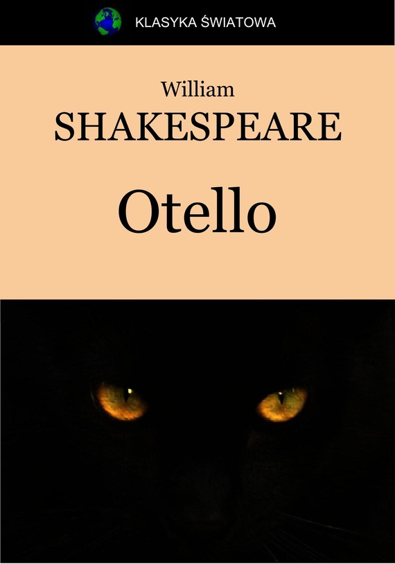 okładka Otelloebook | epub, mobi | William Shakespeare