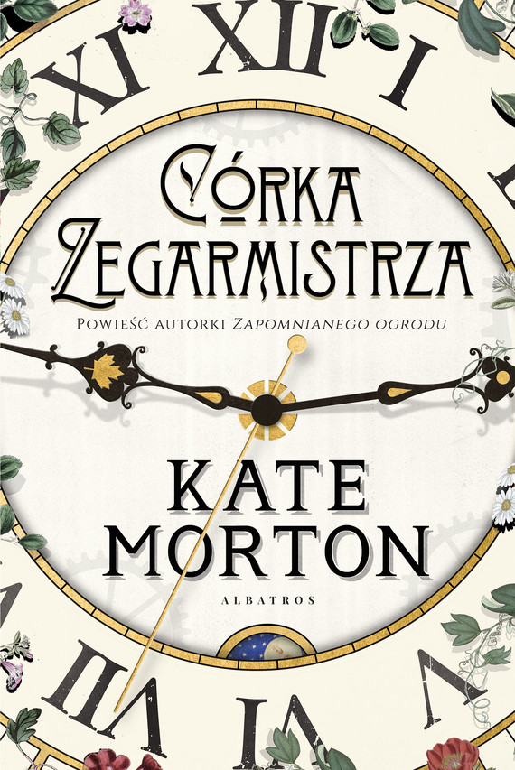 okładka CÓRKA ZEGARMISTRZAebook | epub, mobi | Kate Morton