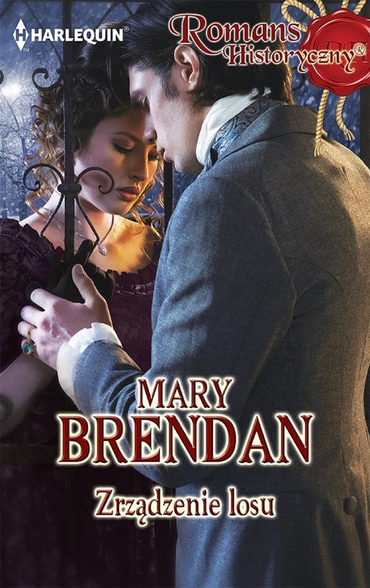 okładka Zrządzenie losuebook   epub, mobi   Mary Brendan