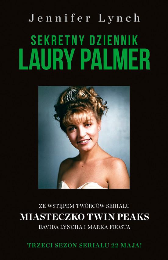 okładka Sekretny dziennik Laury Palmerebook | epub, mobi | Jennifer Lynch