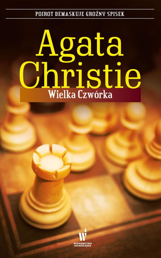 okładka Wielka Czwórkaebook   epub, mobi   Agata Christie
