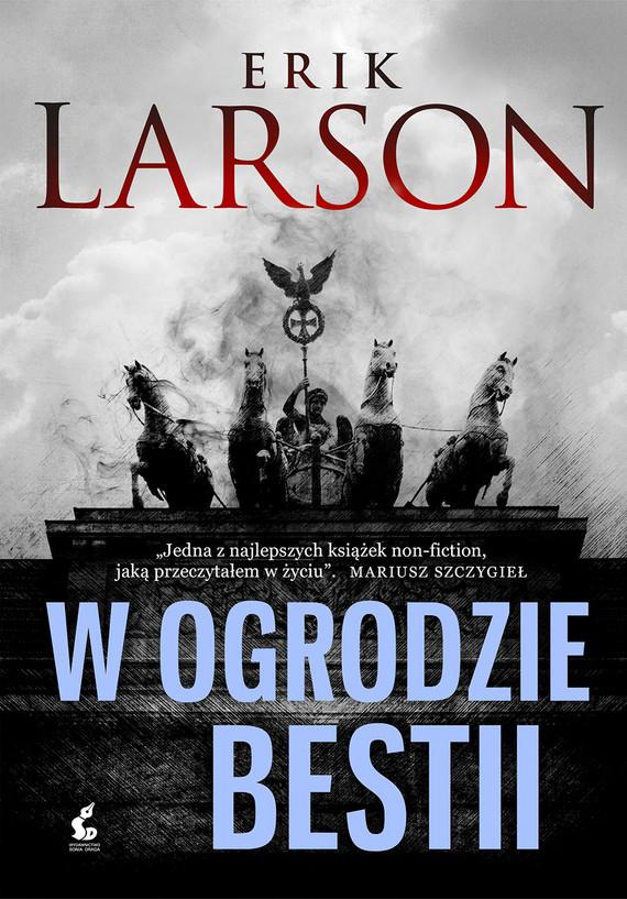 okładka W ogrodzie bestii, Ebook | Erik Larson