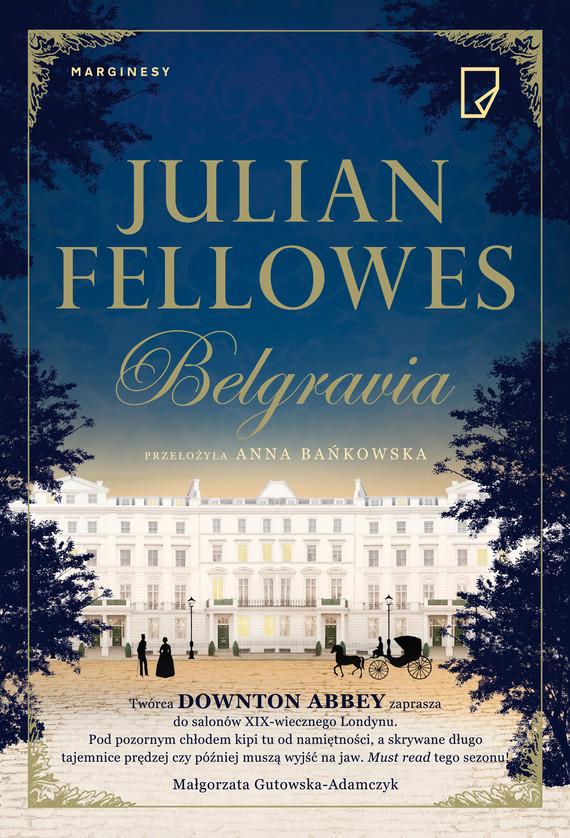 okładka Belgraviaebook   epub, mobi   Julian Fellowes