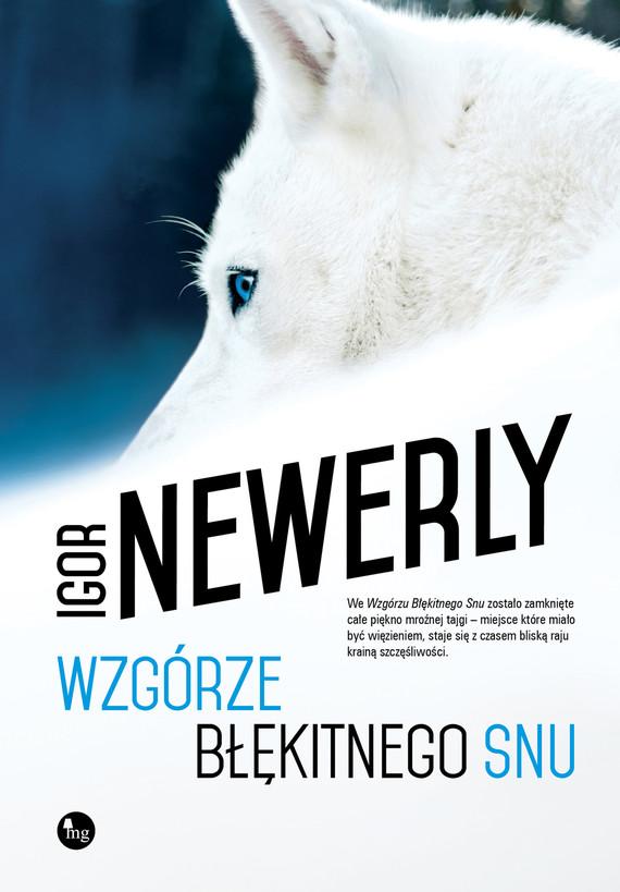 okładka Wzgórze Błekitnego Snuebook   epub, mobi   Newerly Igor