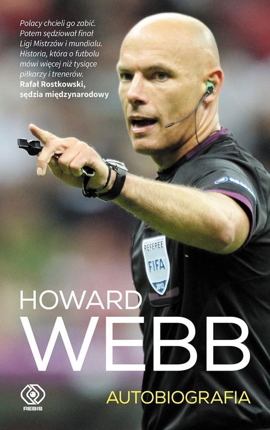 okładka Howard Webb. Autobiografia, Ebook | Howard Webb