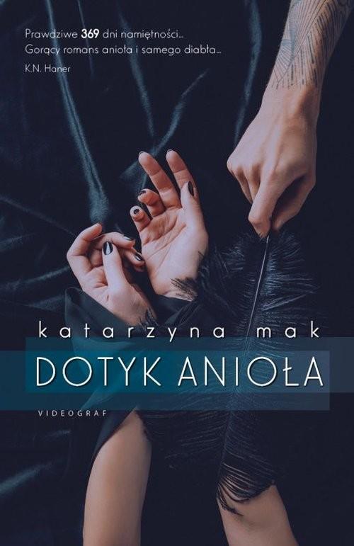 okładka Dotyk anioła, Książka | Katarzyna Mak