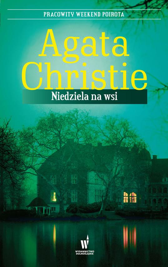 okładka Niedziela na wsiebook | epub, mobi | Agata Christie