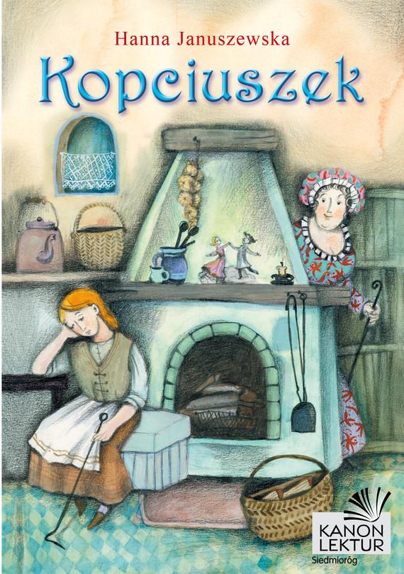 okładka Kopciuszekebook | epub, mobi | Hanna  Januszewska