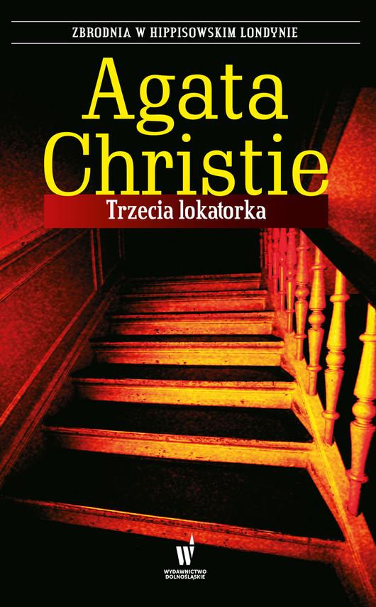 okładka Trzecia lokatorkaebook | epub, mobi | Agata Christie