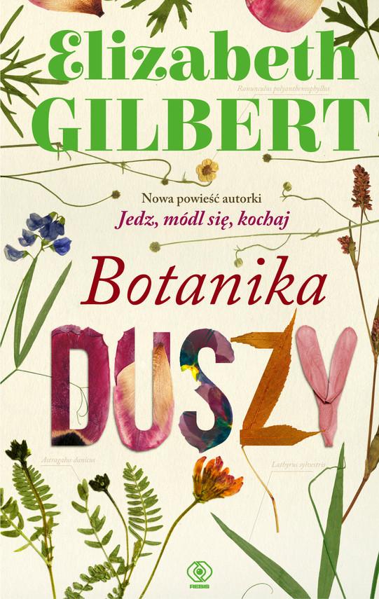 okładka Botanika duszy, Ebook | Elizabeth Gilbert