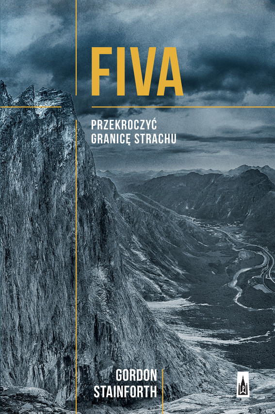 okładka Fivaebook | epub, mobi | Gordon  Stainforth