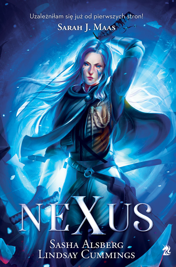 okładka Nexus, Ebook   Sasha Alsberg, Lindsay Cummings