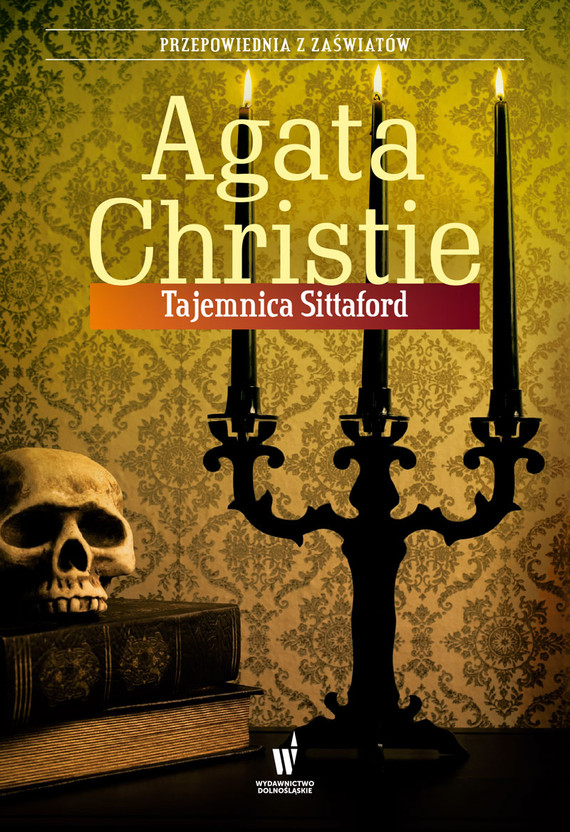 okładka Tajemnica Sittafordebook | epub, mobi | Agata Christie